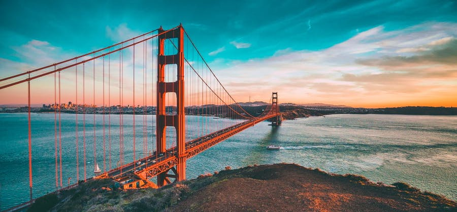 Fly to San Francisco from $850 Return on Qantas! - I Know